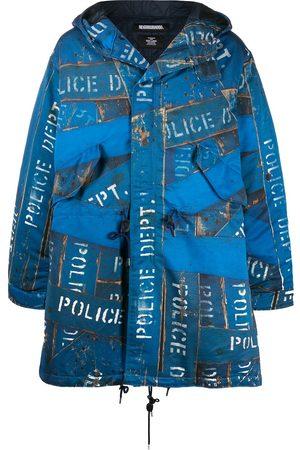 NEIGHBORHOOD NHKS Police Dept padded coat