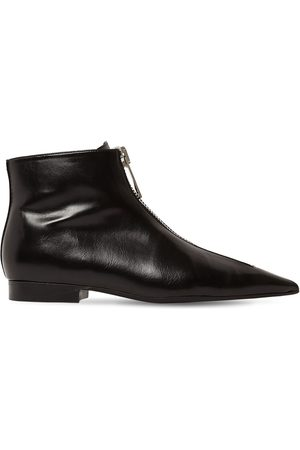 "Stella McCartney Bottines En Simili Cuir ""zipit"" 20 Mm"