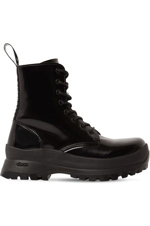 "Stella McCartney Bottines En Simili Cuir ""trace"" 30 Mm"