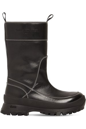 "Stella McCartney Bottes En Simili Cuir ""in The Rain"" 30 Mm"
