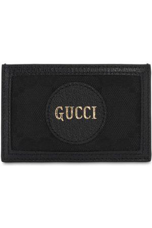 """Gucci Porte-cartes En Econyl """"off The Grid Gg"""""""