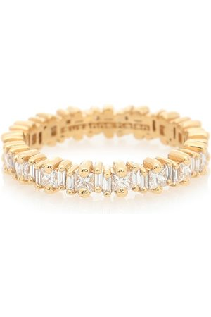 Suzanne Kalan Bague Fireworks Eternity en 18 ct et diamants