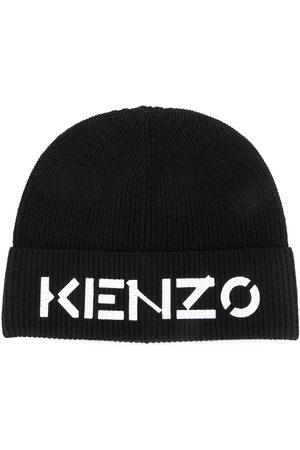 Kenzo Bonnet à logo imprimé