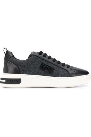 Bally Logo patch low-top sneakers
