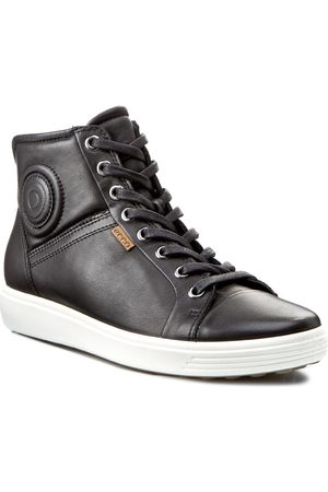 Ecco Femme Baskets - Sneakers - Soft 7 Ladies 43002301001 Black