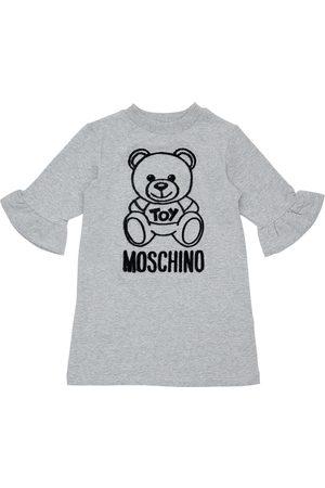 Moschino Robe En Coton