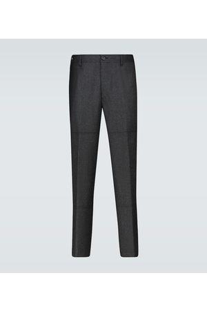 Lanvin Pantalon en laine et cachemire