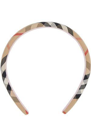 Burberry Vintage Check hairband