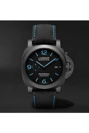 PANERAI Homme Montres - Luminor Marina Automatic 44mm Carbotech and Sportech Watch, Ref. No. PAM01661