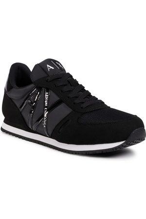 Armani Sneakers - XDX031 XCC62 00002 Black