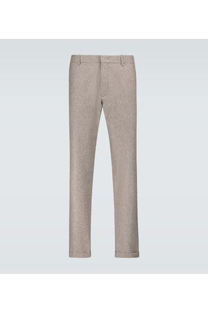 CARUSO Pantalon en laine