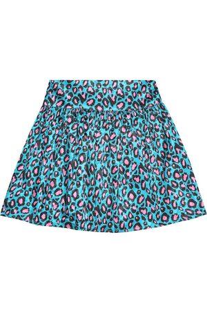 Marc Jacobs Mini-jupe à motif léopard