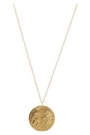 Alighieri Collier à médaillon Il Leone