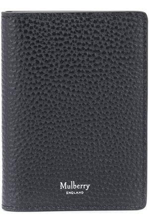 MULBERRY Homme Portefeuilles - Porte-cartes en cuir grainé