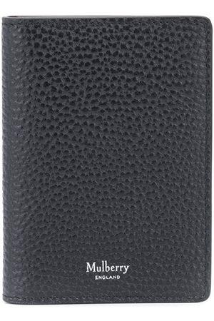 MULBERRY Porte-cartes en cuir grainé
