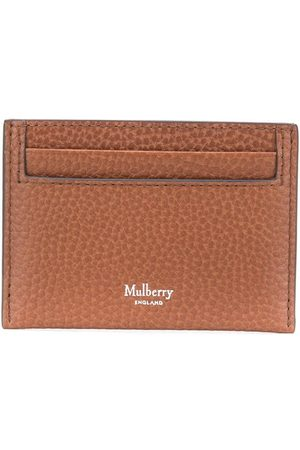 MULBERRY Slip grain card holder
