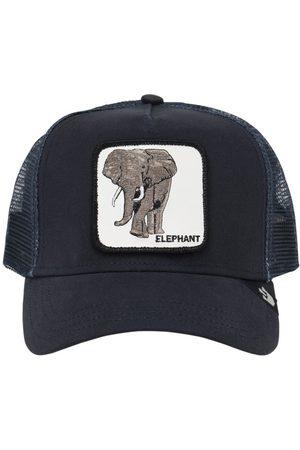 """Goorin Bros. Homme Casquettes - Casquette Avec Patch """"elephant"""""""