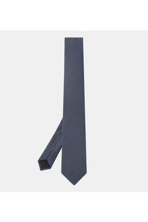 Galeries Lafayette Cravate large Giminiflo fantaisie