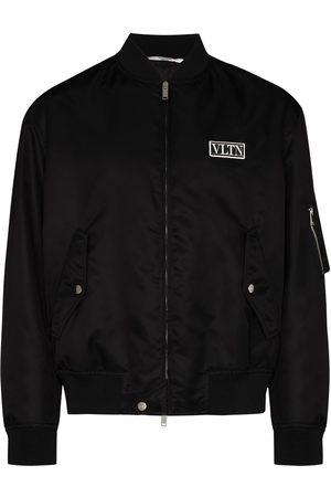 VALENTINO Homme Bomber - Logo bomber jacket