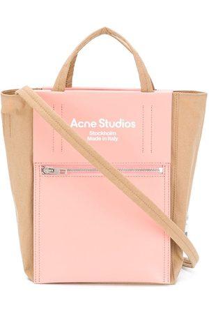 Acne Studios Sac cabas à logo imprimé
