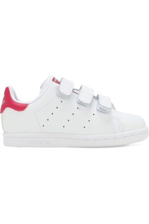 "adidas Baskets En Cuir À Scratch ""stan Smith"""