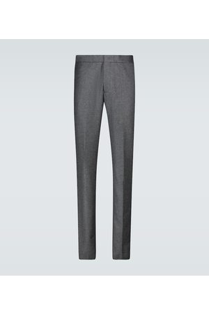 Loro Piana Pantalon Leisure City en laine