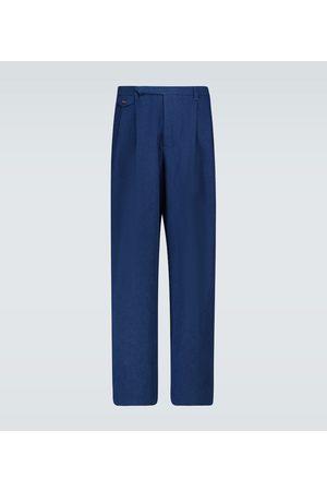 King and Tuckfield Pantalon chino en coton