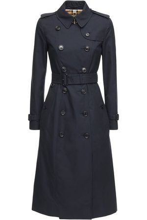 "Burberry Long Trench-coat ""chelsea Heritage"""