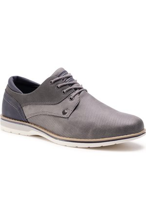 Gino Lanetti Homme Chaussures basses - Chaussures basses - MP07-91220-05 Grey