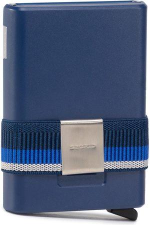 Secrid Homme Portefeuilles - Portefeuille homme petit format - Cardslide CS Blue