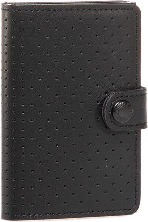 Secrid Homme Portefeuilles - Portefeuille homme petit format - Miniwallet Perforated MPF Black