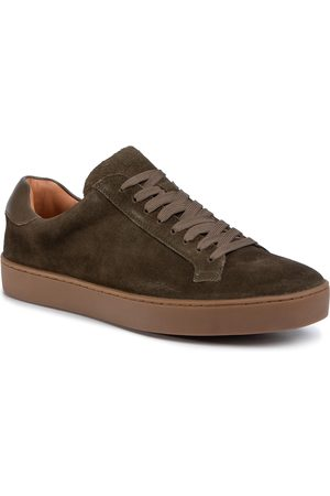 Gino Rossi Homme Baskets - Sneakers - MI07-A973-A802-06 Khaki