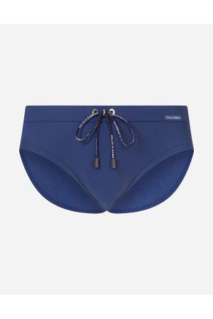 Dolce & Gabbana Homme Boxers - Collection Mode de Plage - SLIP DE BAIN MONTANT