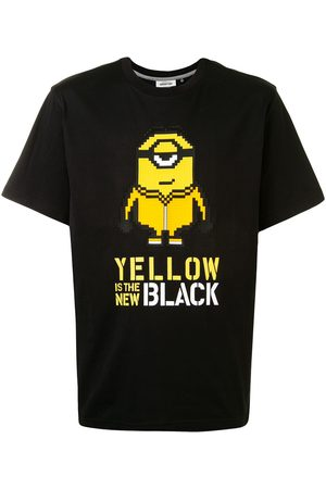 MOSTLY HEARD RARELY SEEN T-shirt Yellow is the New Black