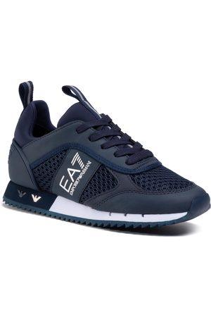 EA7 Sneakers - X8X027 XK050 D813 Navy/White