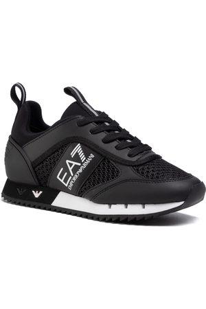 EA7 Sneakers - X8X027 XK050 A120 Black/White