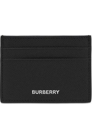 """Burberry Porte-cartes En Cuir Grainé """"sandon"""""""