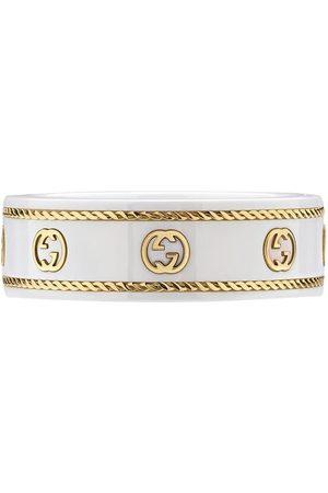 Gucci Bague à logo monogrammé
