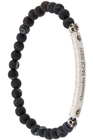 Alexander McQueen Bracelet orné de perles