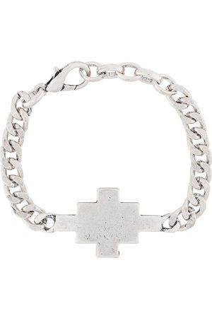 MARCELO BURLON Bracelet à détail de croix