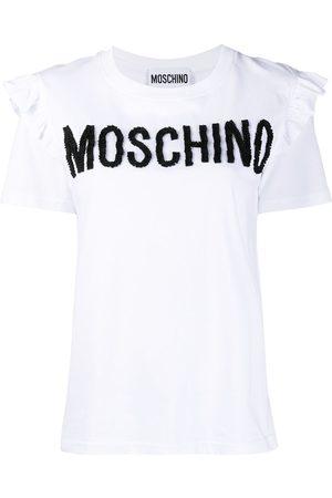 Moschino T-shirt à logo