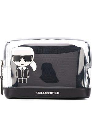 Karl Lagerfeld Pochette K/Ikonik à logo