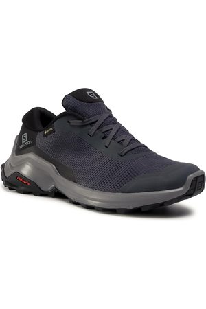 Salomon Chaussures - X Reveal Gtx W GORE-TEX 409711 20 M0 Ebony/Black/Quiet Shade