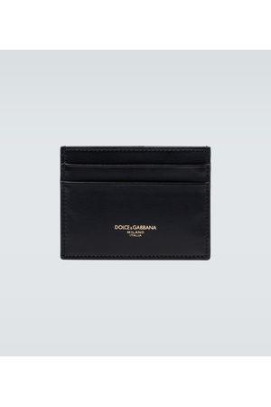 Dolce & Gabbana Porte-cartes en cuir