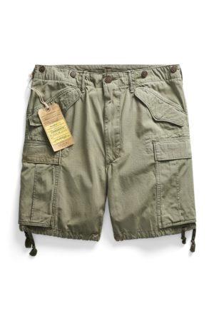 RRL Homme Shorts de bain - Short cargo en ripstop