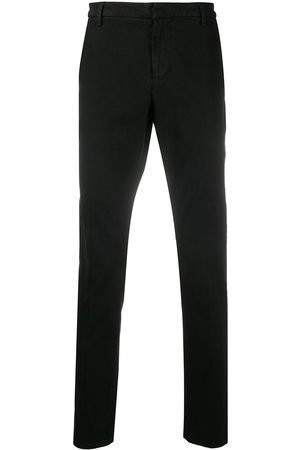 Dondup Straight-leg cotton chinos