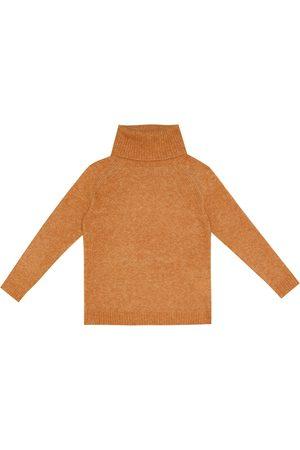 MORLEY Pull Cozy à col roulé en laine et alpaga mélangés