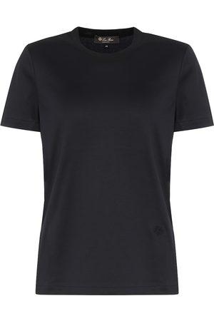 Loro Piana T-shirt Girocollo en coton