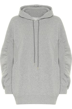 Stella McCartney Sweat-shirt en coton à capuche