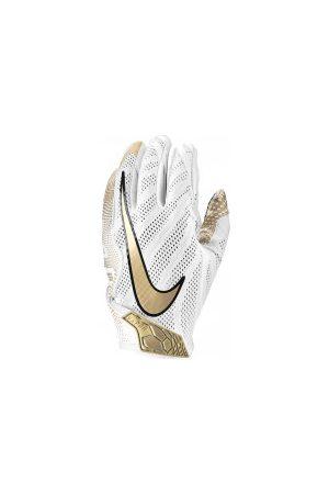 Nike Équipements de sport - Gant de football américain vapor Knit 3.0 pour receveur Gold